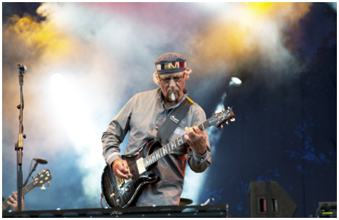 MARTIN BARRE (OF JETHRO JULL)