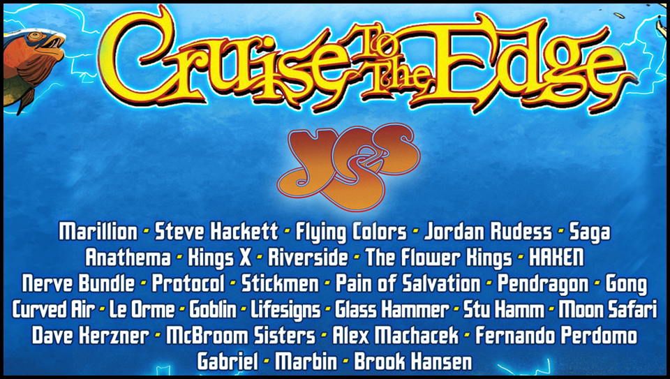 Cruise to the Edge 2020 | Cruise to the Edge | March 27